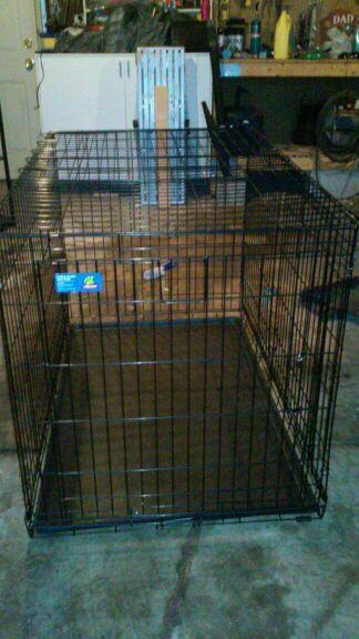 Top Paw Double Door Dog Crate Pet Supplies In Vancouver Wa Offerup