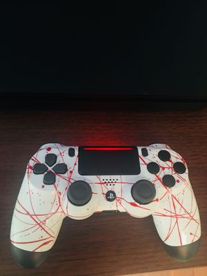 Modded custom PS4 controller with Juggernaut Master Mod and 2 pro buttons