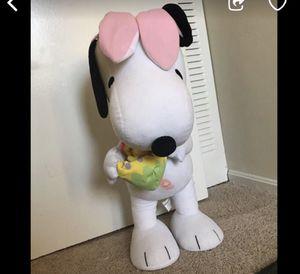 Snoopy soft toy