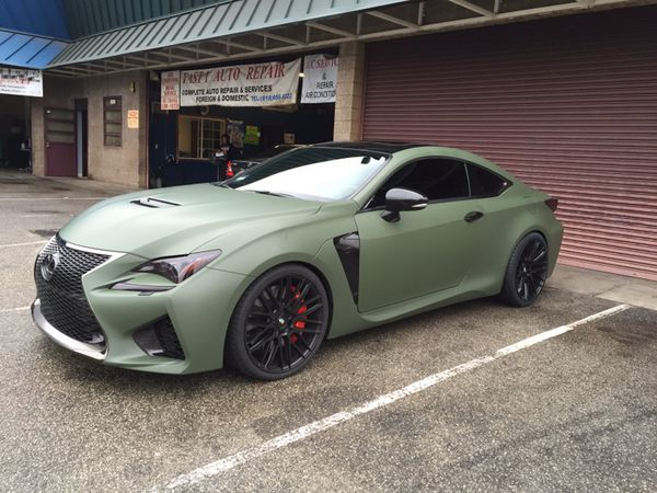 Used Cars Tulsa >> Vinyl wrap, car wrap! Financing available. (Cars & Trucks) in Glendale, CA - OfferUp