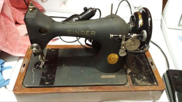 renton sewing machine