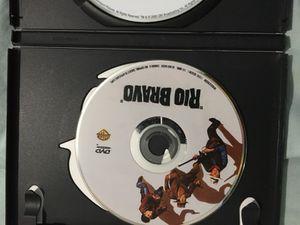 Rio Bravo and Rio Lobo movie DVD