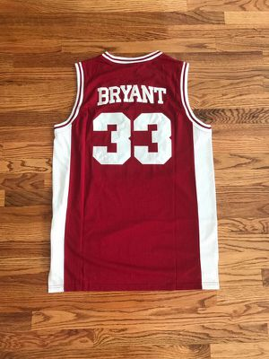 Kobe Bryant High School jersey size L (NEW)