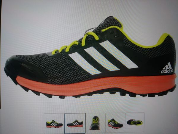 cce470cd5ac0 NEW ADIDAS DURAMO 7 TRAIL MEN