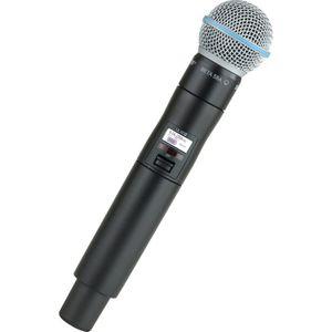 Shure ULXD2/B58 J50   BETA 58A Handheld Wireless Microphone Transmitter