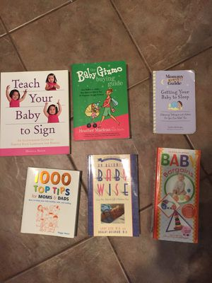 Baby guide books