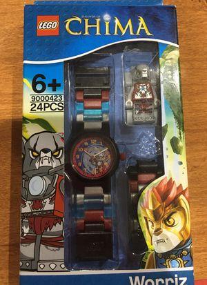 Lego Chima Worriz kids watch - new