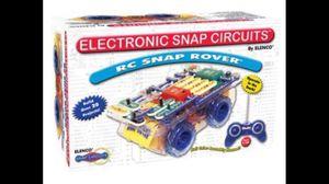 STEMtoys Snap Circuits RC Snap Rover