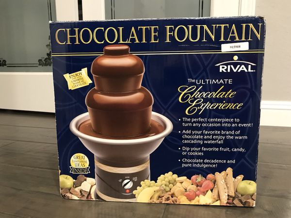 Rival Chocolate Fountain Parts