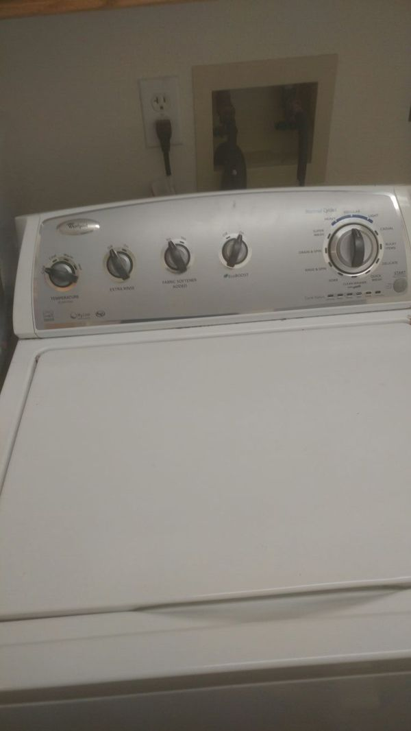 Offer Up San Diego >> Whirlpool Washer
