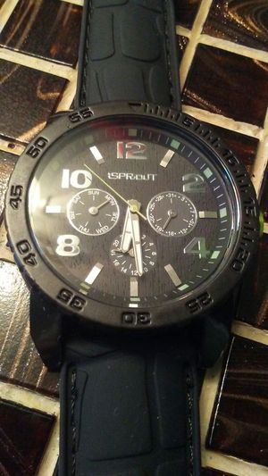 Men's sprout watch