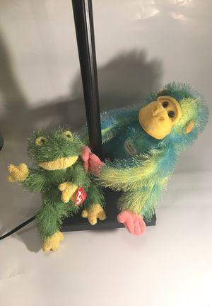 Stuffed Animals - Fuzzy Duo
