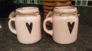 Rustic Ceramic Mugs