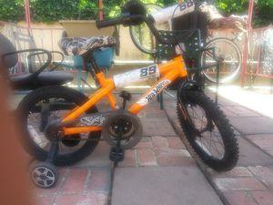 Hotwheels toddler bicycle