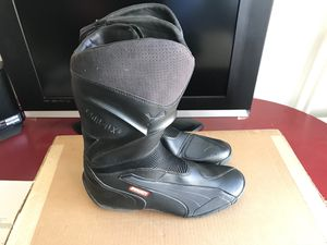 Puma Ducati Motorcycle Boots US Size 10 for $85 or Best Offer