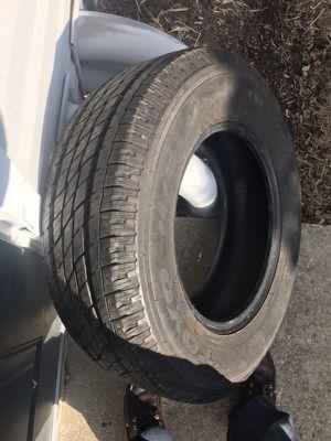 Toyo 235 70 16 like new set 4 tires