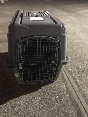 Medium breed dog crate
