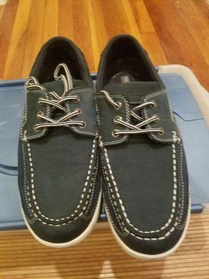 Nunn bush boat shoe size 10