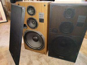 Technics SB-K476 speakers