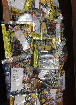 Lego collectible minifigures- new