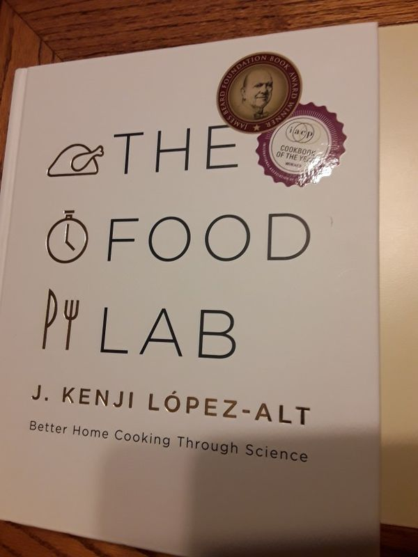 The food lab cookbook of the year new books magazines in the food lab cookbook of the year new forumfinder Choice Image