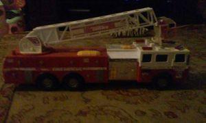 Fire truck car
