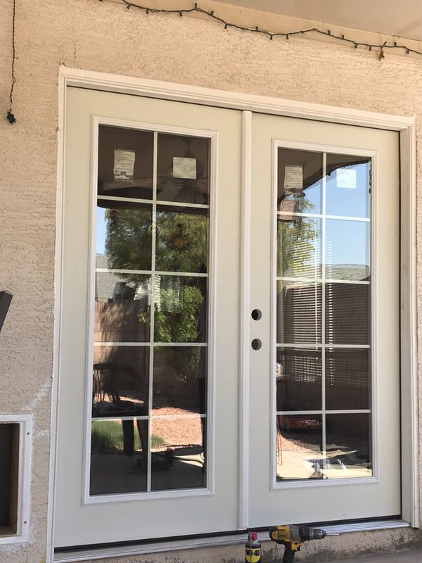 Patio Door Rollers New Windows New Doors General In Phoenix Az
