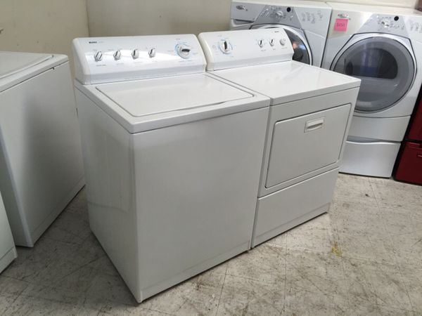 Kenmore 700 Series Washer and Electric Dryer Set Appliances in