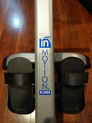 InMotion row machine