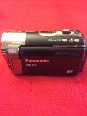 Panasonic SDR-S50 Video Camera/ camcorder bundle