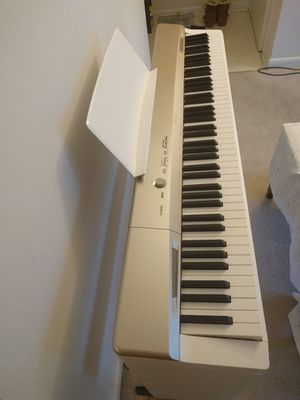 Casio PX-160 hammer weighted digital piano