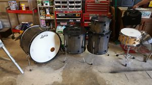Ludwig Centennial 4-piece Shell Pack and Ludwig Epic Snare