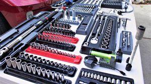 Mercedes-Benz Snap On Master Technician tool set (Metric)