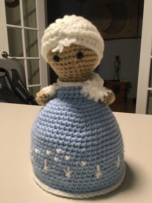 Amigurumi Elsa Ve Anna : Frozen Elsa and Anna amigurumi ( General ) in Covington ...