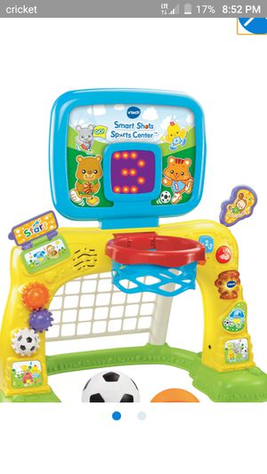 VTech smart shots sports toy center