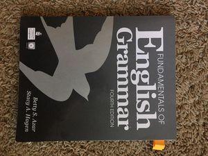 Fundamentals of English Grammar. Fourth Edition by Betty S Azar and Stacy A Hagen