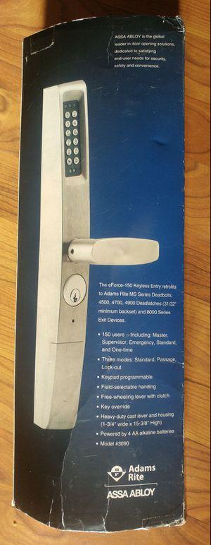 Adams Rite 3090 Keyless Door Lock