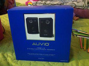 Auvio speakers