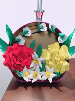 Handmade Artificial Flower