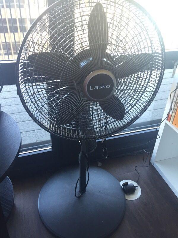 Lasko 18 Quot Fan Made In Usa Home Amp Garden In Chicago Il Offerup