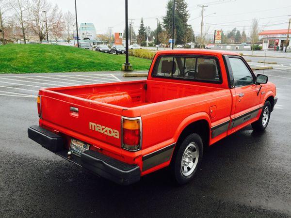 1988 Mazda B2200 (Cars & Trucks) in Auburn, WA - OfferUp