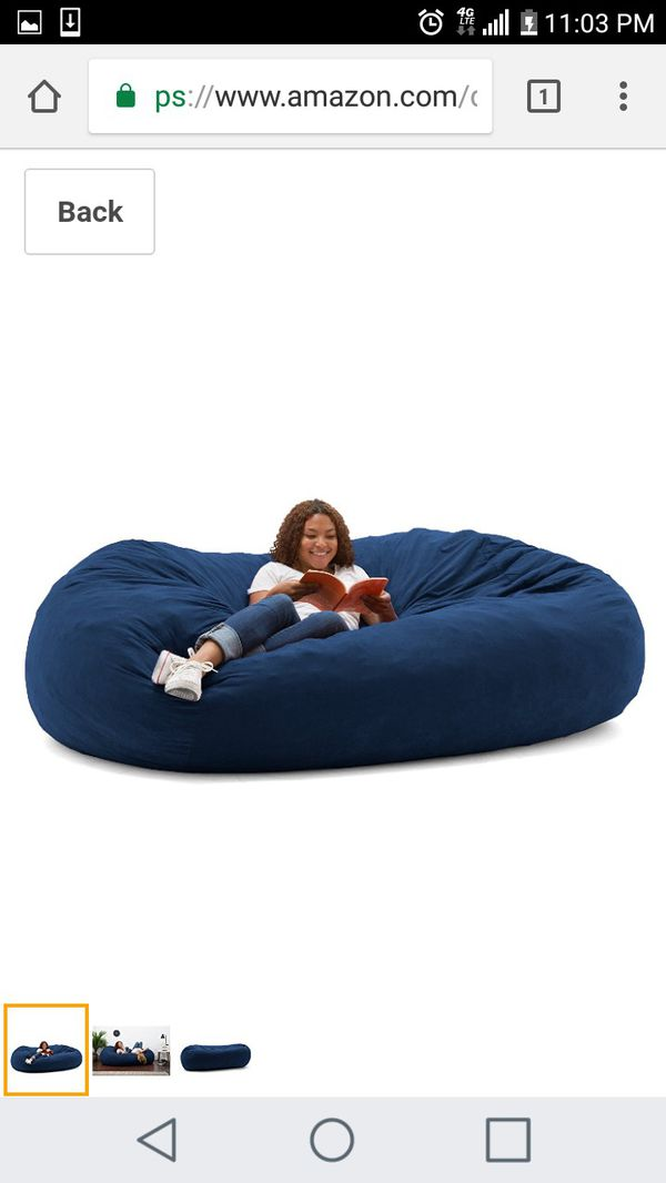 Big Joe Bean Bag For Sale Or Trade
