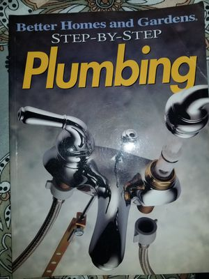 Step By Step Plumbing Book