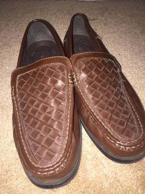 Brown dress shoes 9.5