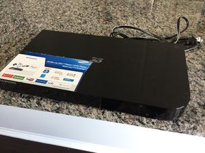 Samsung Blu-ray 3D disc player/DVD player