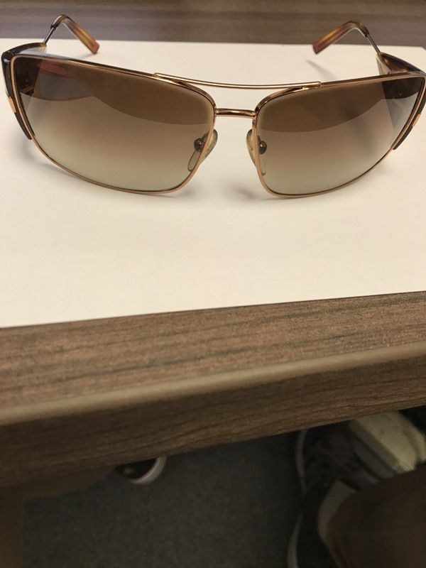 Prada sunglasses gently used