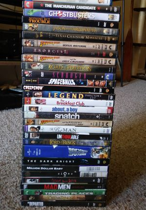 31 dvd movies Great Condition