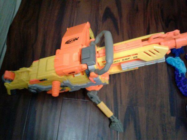Nerf Gun Vulcan EBF-25
