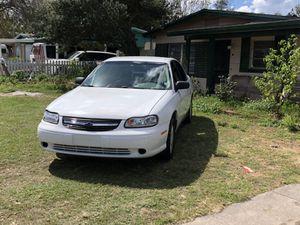 2004 Chevy Malibu 1 Owner