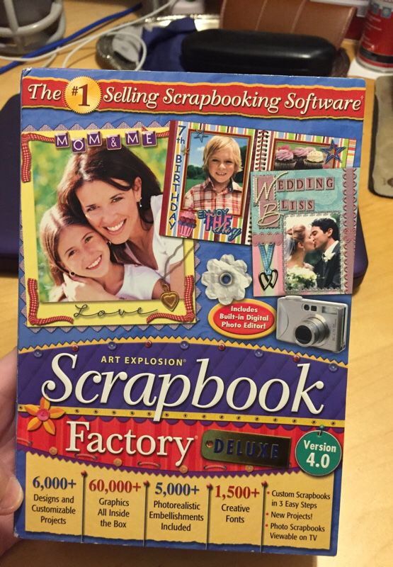 Scrapbooking Software Computer Software In San Diego Ca Offerup
